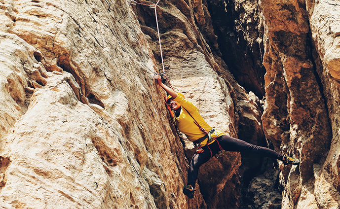 Who Are The Woman Climbers Crushing The Sport??