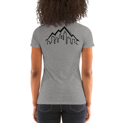 City Climber Short-Sleeve T-Shirt for Ladies