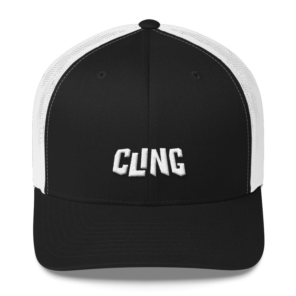 Cling Trucker Cap (Mesh Back)