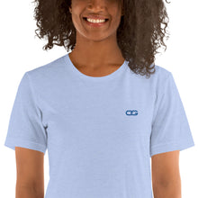 CG Embroided Short-Sleeve Unisex T-Shirt