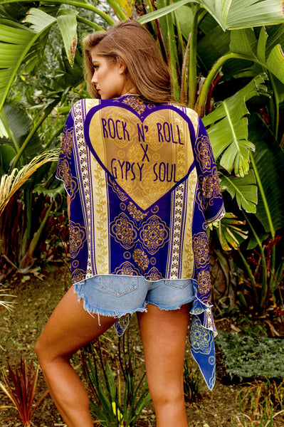 Rock N' Roll Gypsy Soul