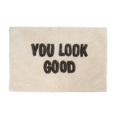 Bath Mat - You Look Good