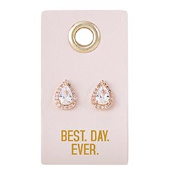 Bridal Stud Earring Collection