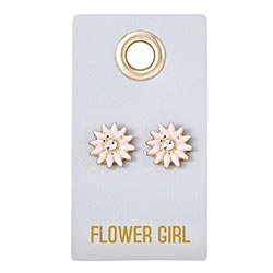 Stud Love Earrings