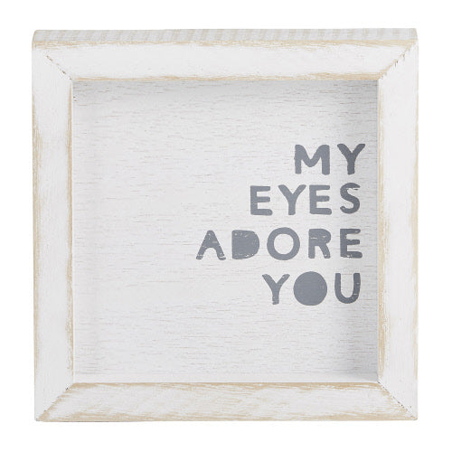 Wall Art - My Eyes Adore You