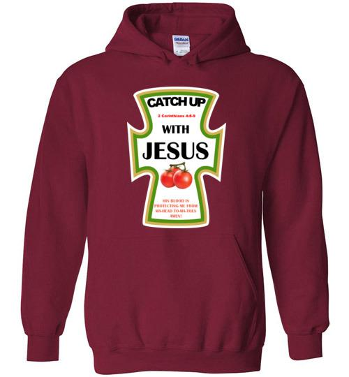 Catch Up Heavy Blend Hoodie