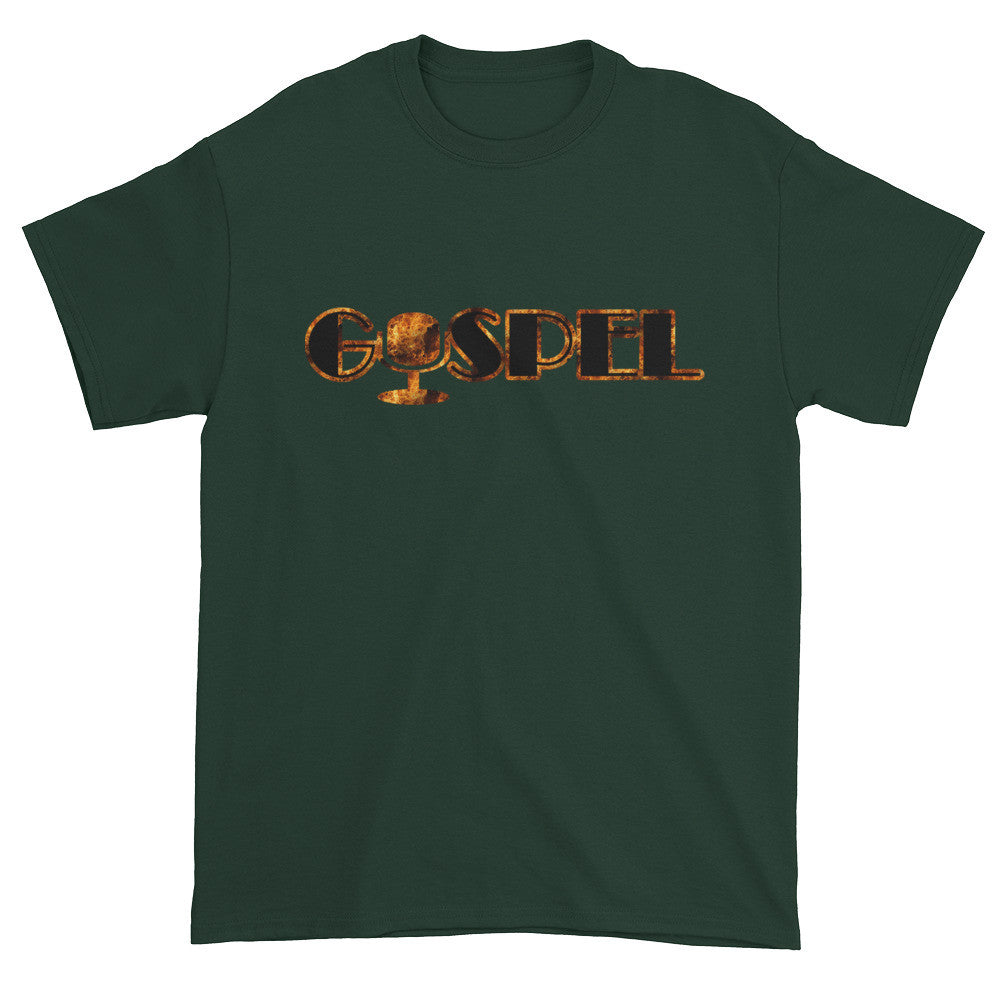 Speak the Gospel—Mark 16:15 Short sleeve t-shirt