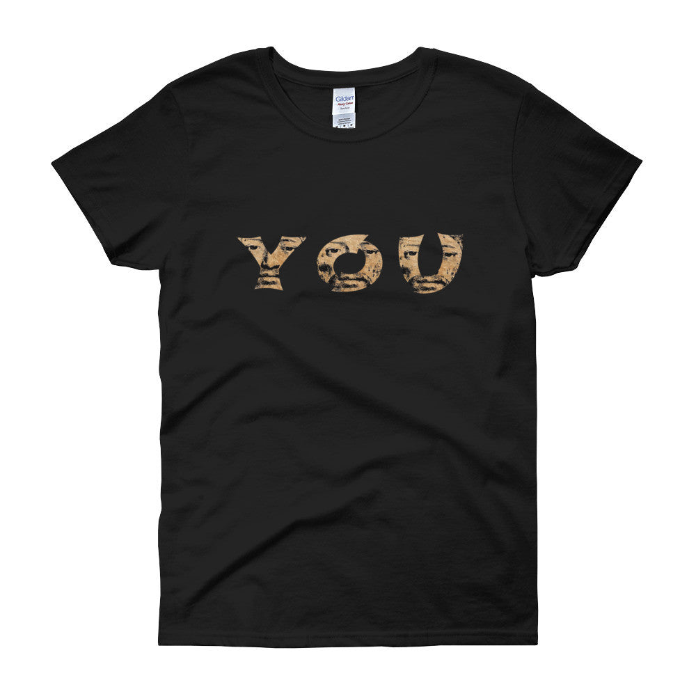 God—You Own the Universe Women's short sleeve t-shirt
