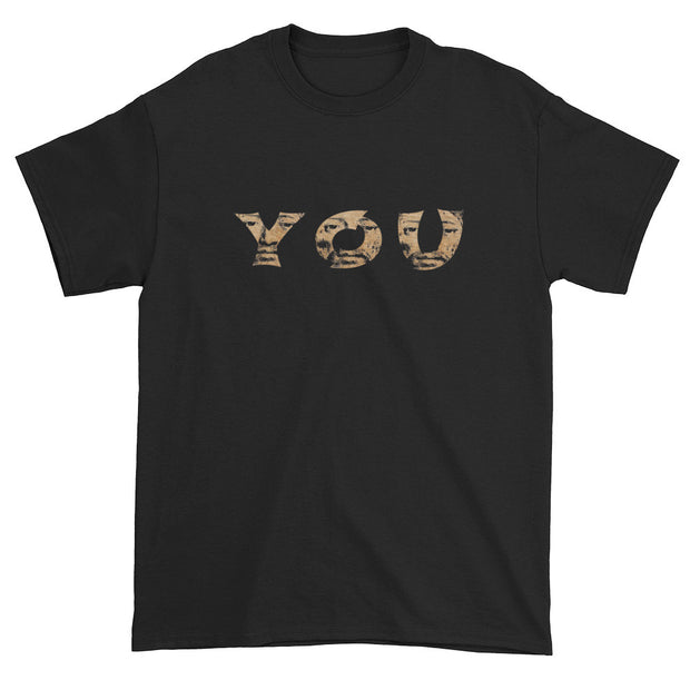 God—You Own the Universe Short sleeve t-shirt