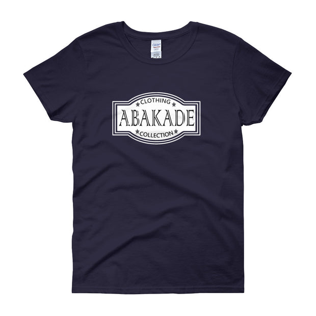 ABAKADE Women's short sleeve t-shirt