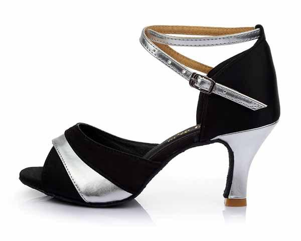 Tango Low Block Heel and Medium Heel