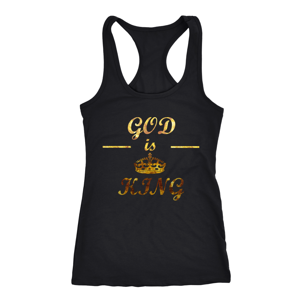 God is King Women's Tank Top
