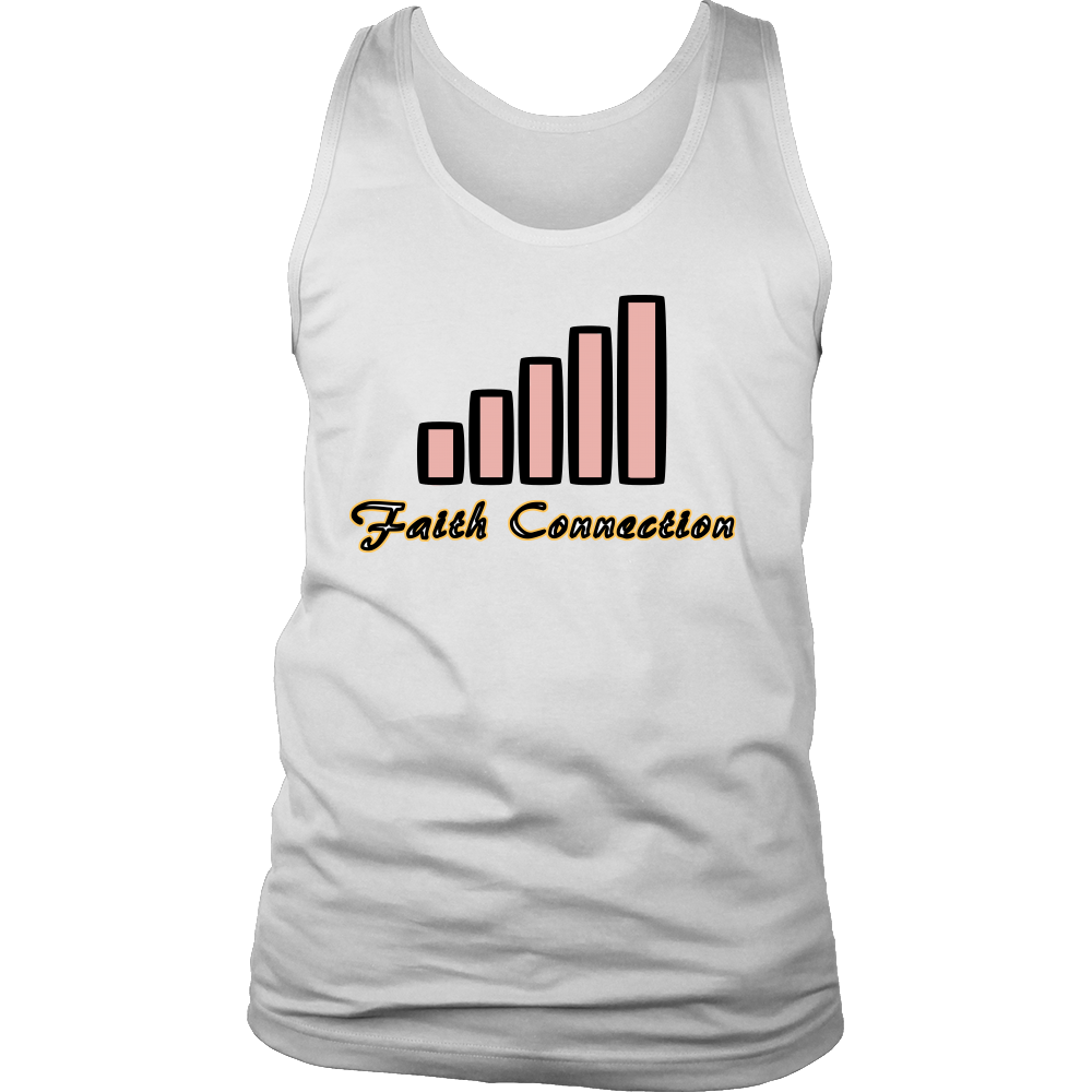 Faith Connection Men's Tank Top