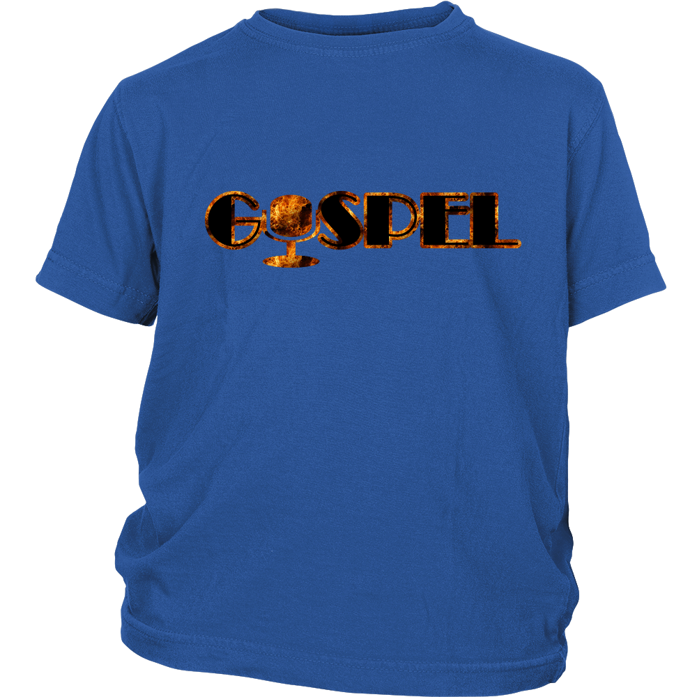 Gospel Speaks Youth Short Sleeve T-Shirt