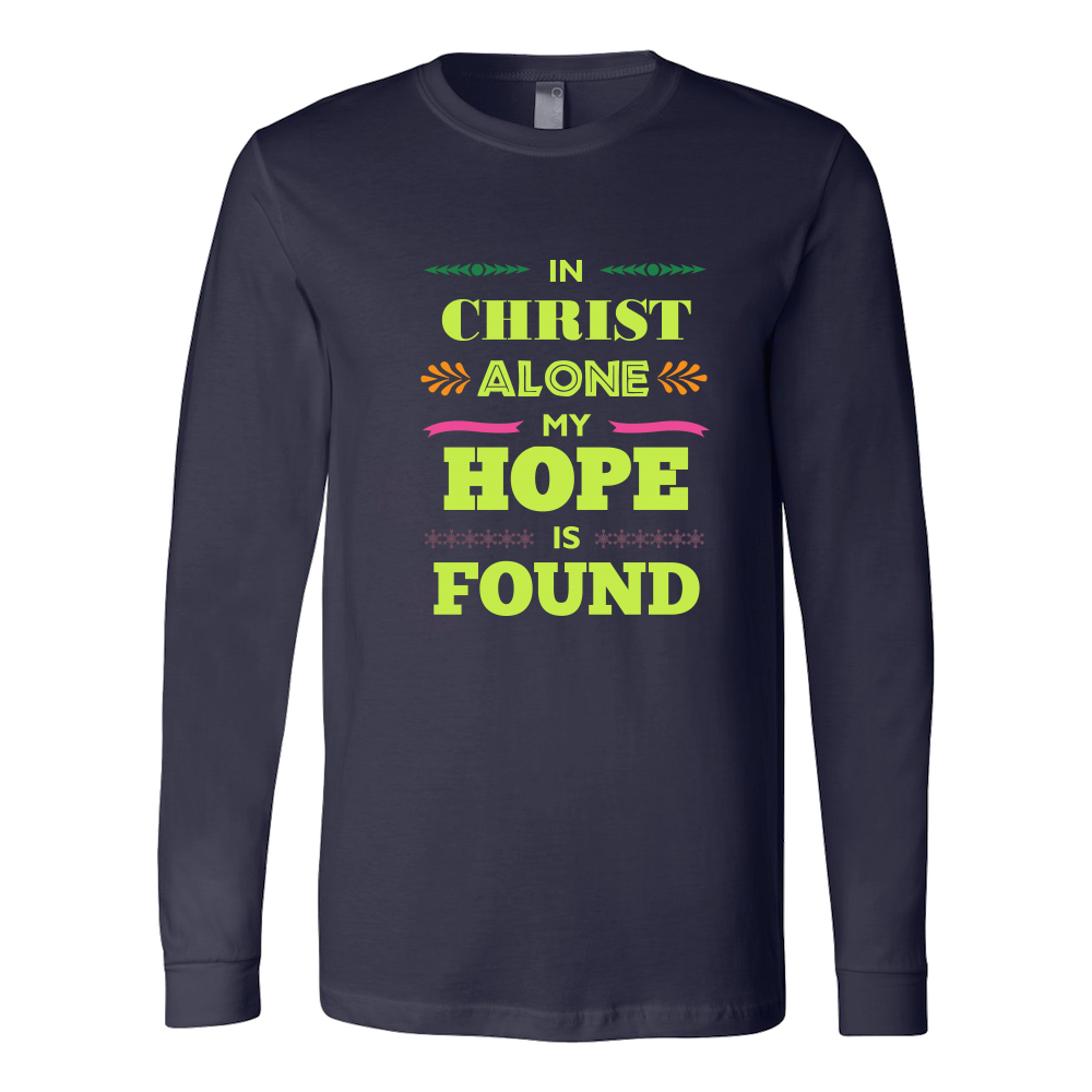 In Christ Alone Long Sleeve