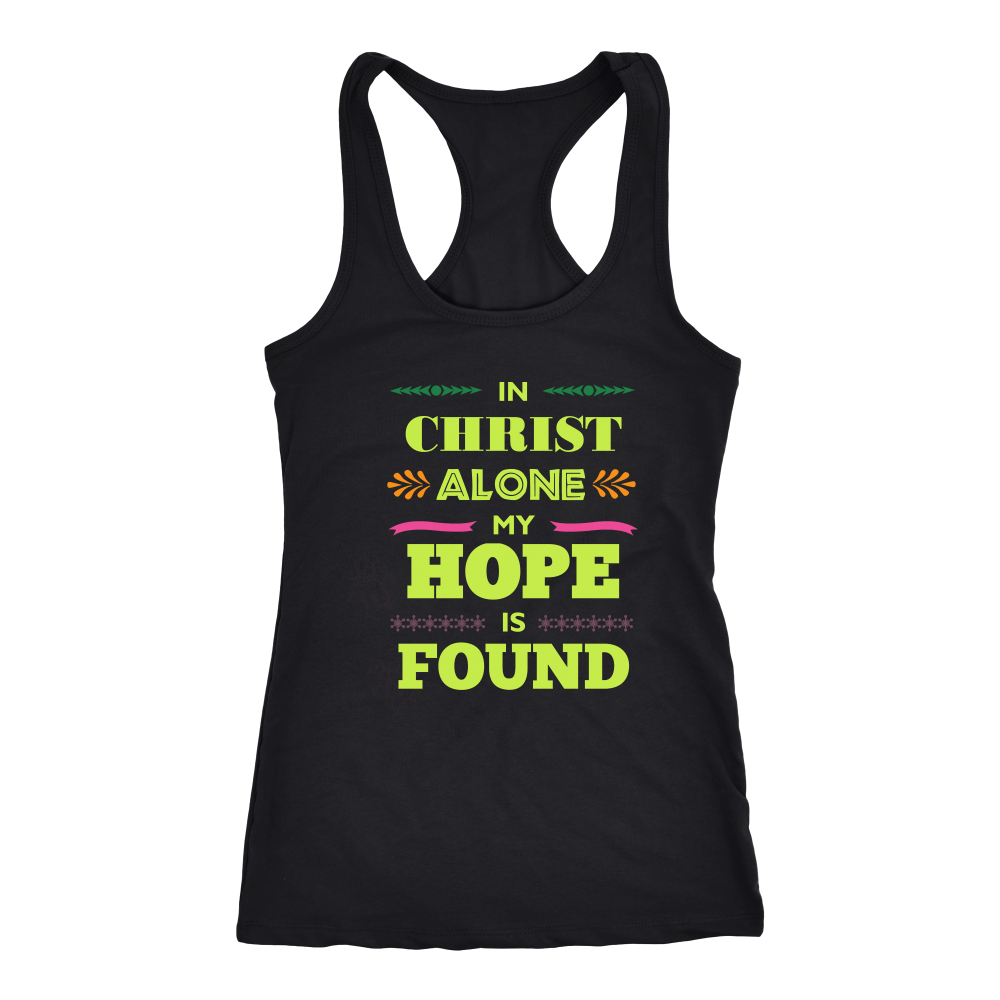 In Christ Alone Women's Tank Top