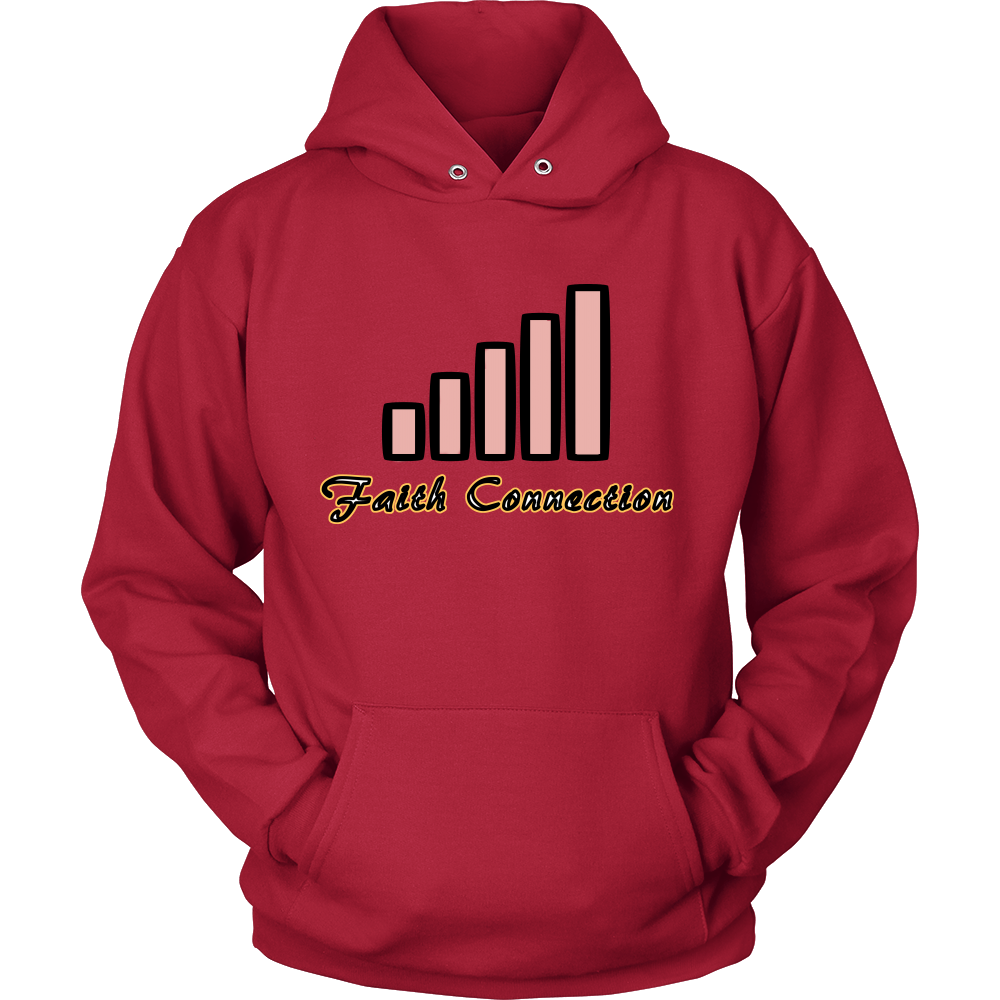 Faith Connection Unisex Hooded Sweatshirt