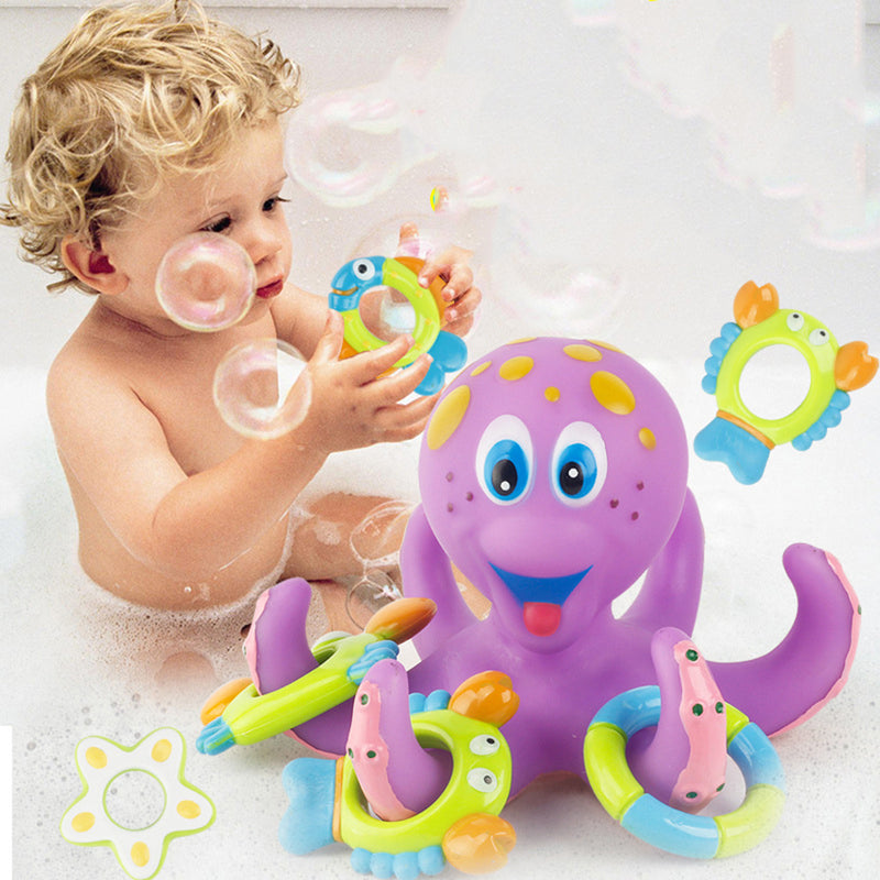 Floating Octopus Toddlers Bath Toy