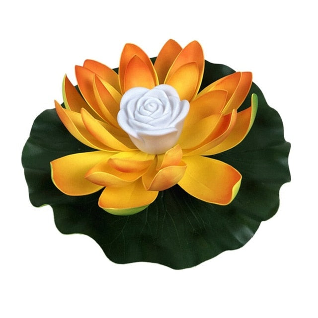 LED Floating Lotus Flower Lamp