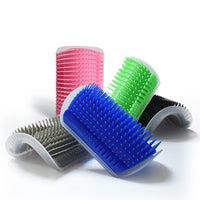 Corner Pet Grooming Brush