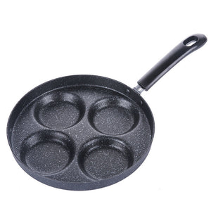 Four Hole Frying Pan