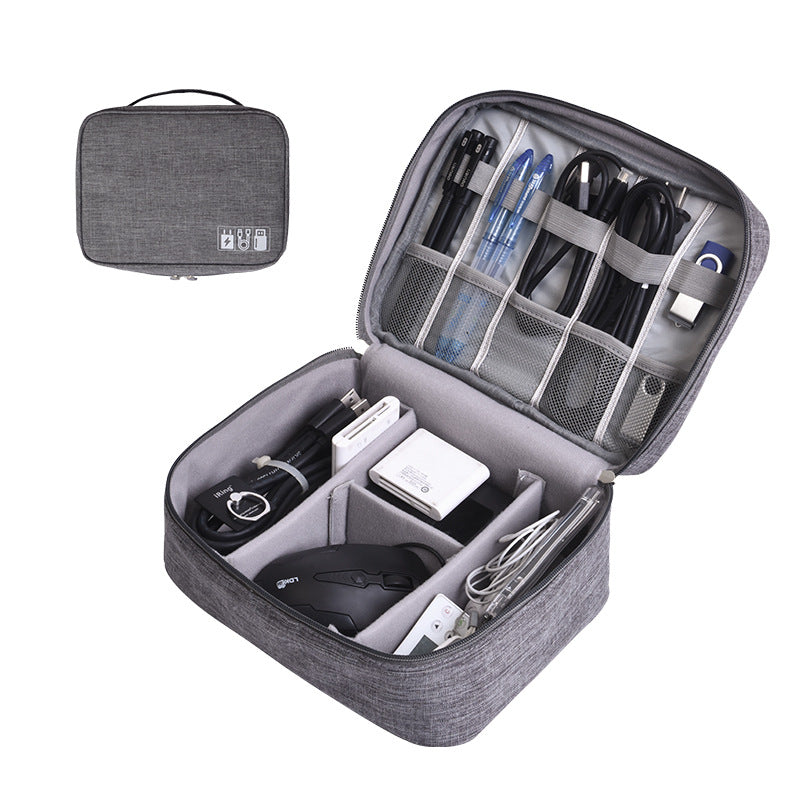 Electronics Travel Storage Bag Kit