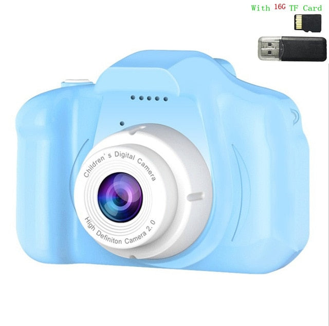 Children Mini Camera Kids Digital Camera 1080p