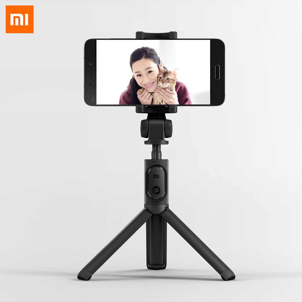 Tripod Cell Phone Holder/Selfie Stick