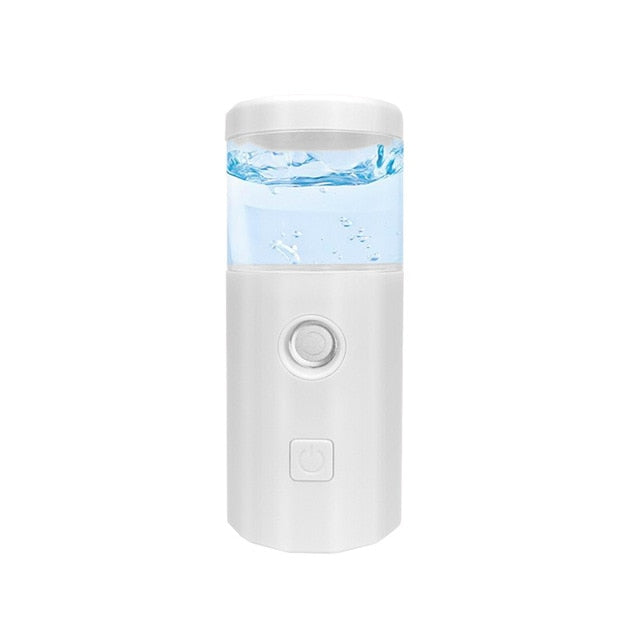 USB Humidifier Rechargeable Nano Mist Sprayer Facial