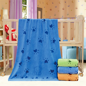 Microfiber Pet Towel Strong Absorbing Water