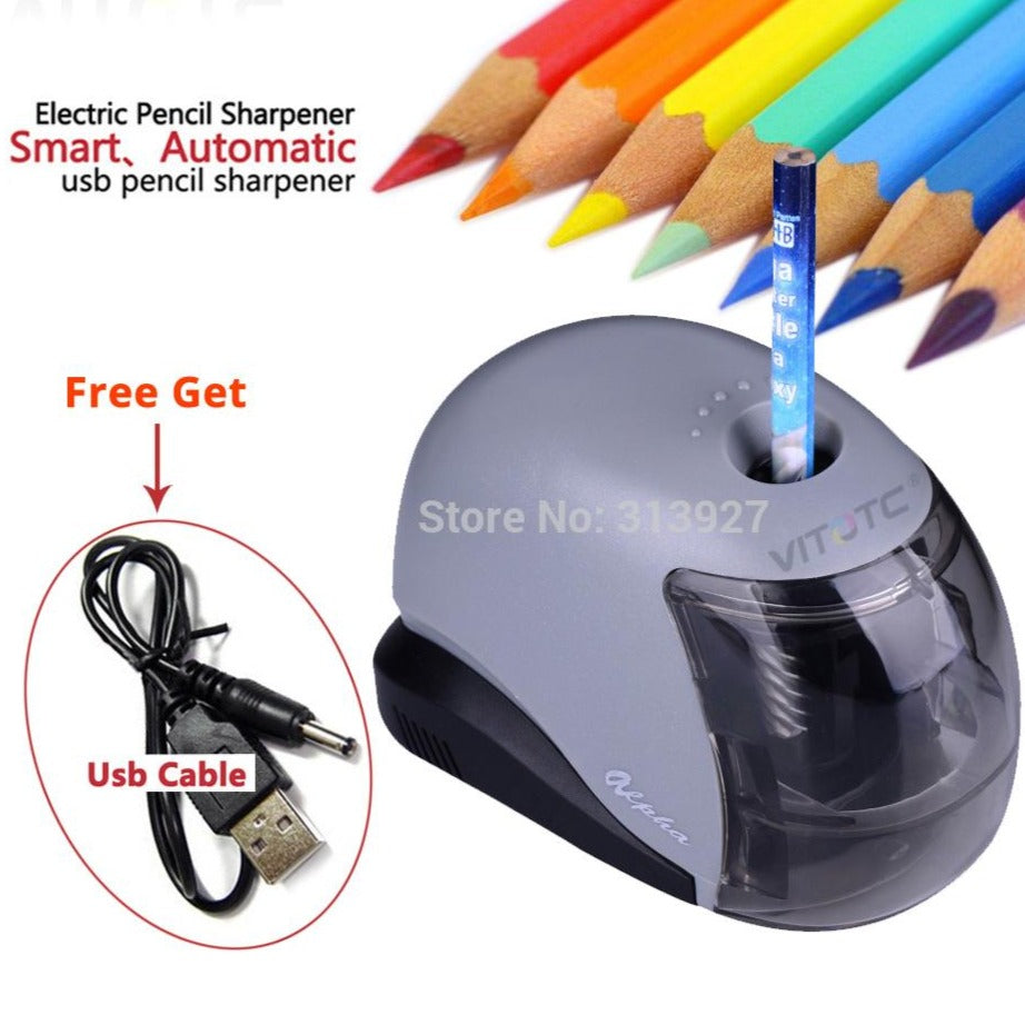 USB Electronic Pencil Sharpener