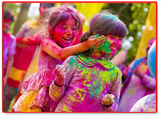 Holi (Indian festival of colours)