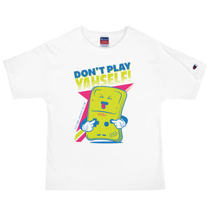 "Fly Boi X Champion ""Dont Play Yahself"""