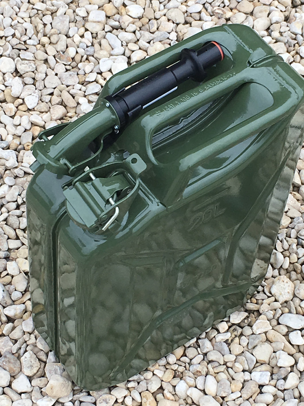 Wavian OD 20 Liter Fuel Can System - Blackland Prairie Survival, Supply, and Surplus