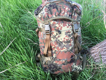 New Tacgear Evasion Flecktarn Backpack - Blackland Prairie Survival, Supply, and Surplus