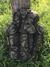 New Polish Woodland Camouflage Military Backpack - Blackland Prairie Survival, Supply, and Surplus