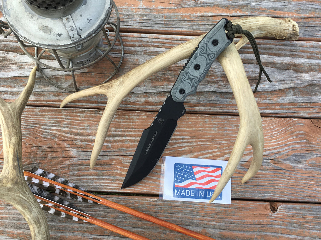 TOPS Alaskan Harpoon - Blackland Prairie Survival, Supply, and Surplus
