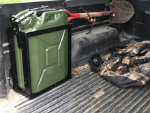 5 Gallon Jerry Can Holder - Blackland Prairie Survival, Supply, and Surplus