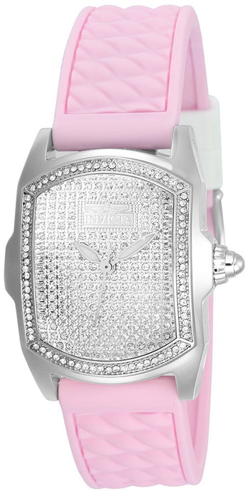 INVICTA LUPAH WOMEN'S QUARTZ 34MM STAINLESS STEEL