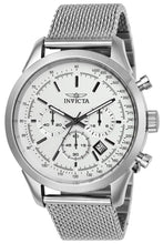 INVICTA SPEEDWAY MENS 45MM STAINLESS STEEL