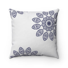 Dreamcatche Spun Polyester Square Pillow