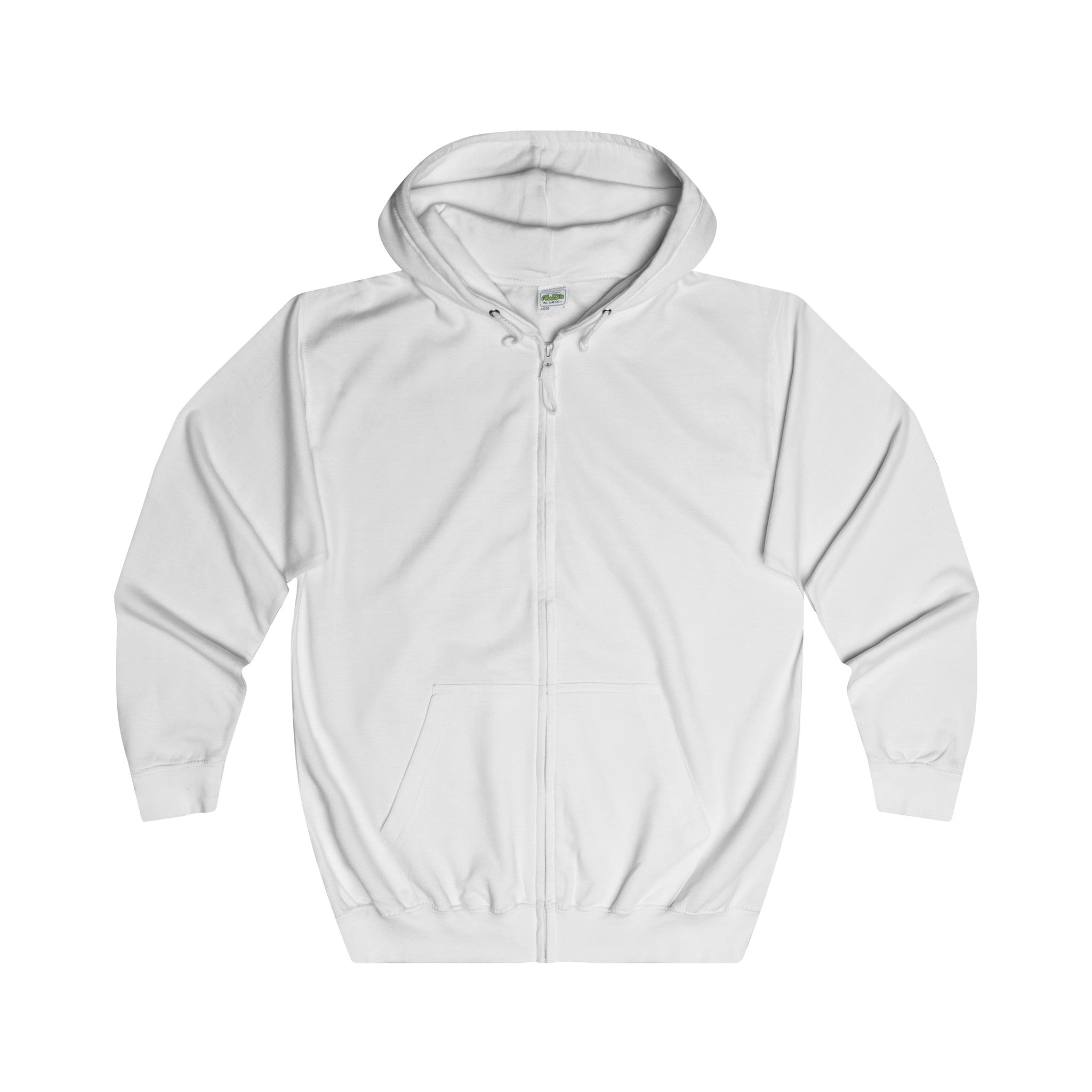 Rugged Full Zip Hoodie