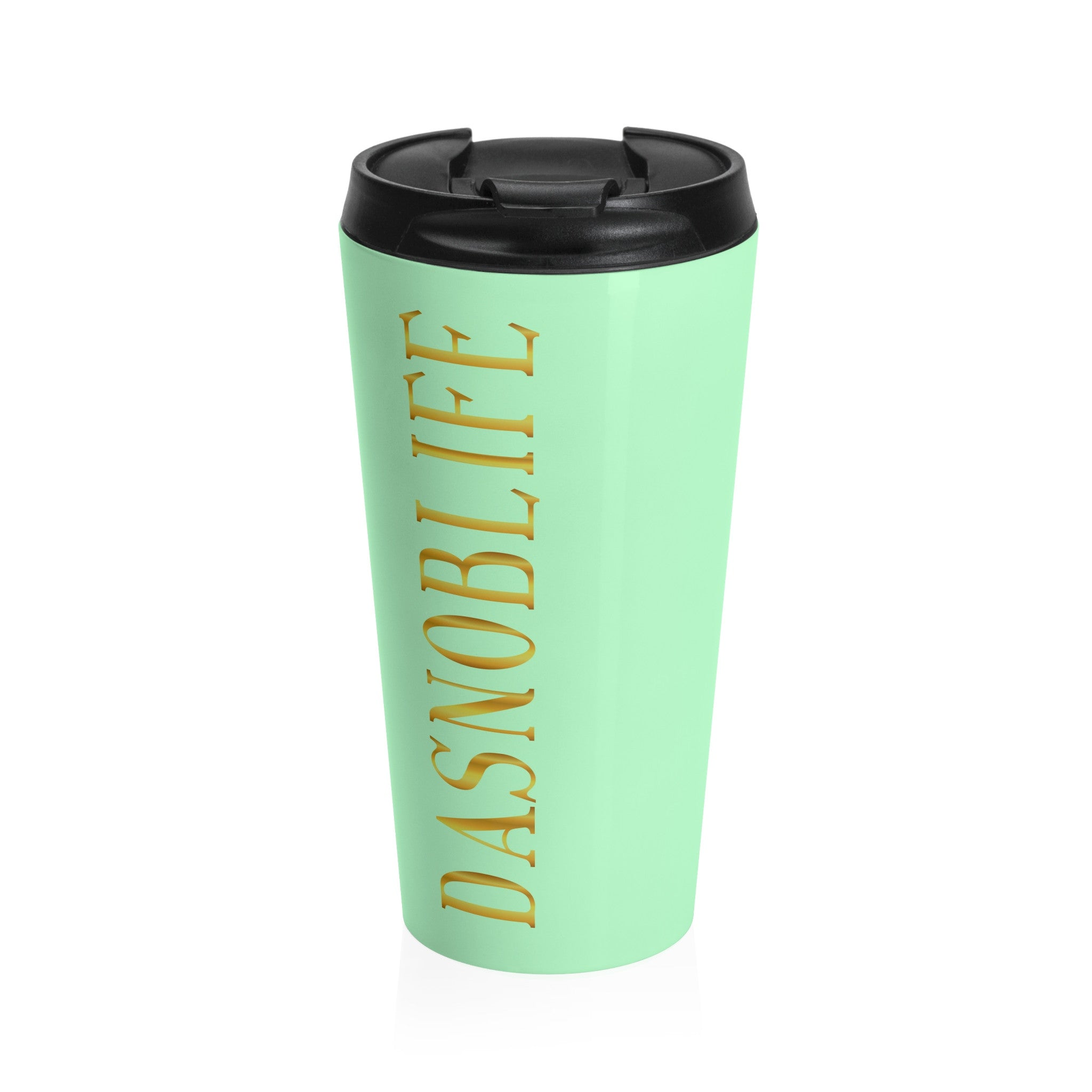 DASNOBLIFE Stainless Steel Travel Mug