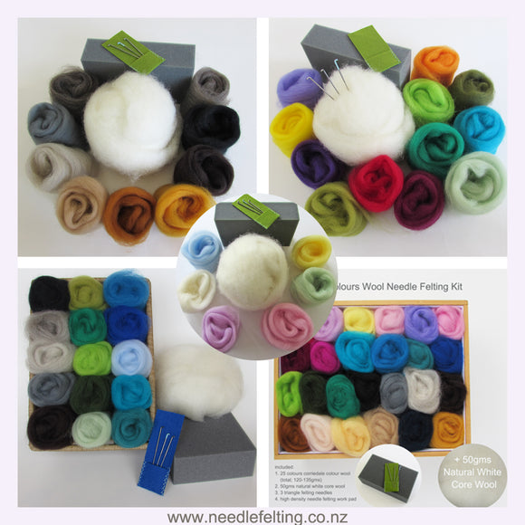 Needle Felting Starter Pack