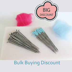 Felting Needles Wholesales for Schools, Teachers & Art Groups
