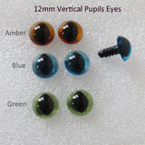 Needle Felting Craft Eyes - 12mm $0.80