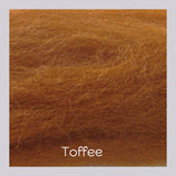 Felting Wool - NZ wool for Needle Felting & Wet Felting 20-30gms From$3.00