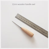 Needle Felting Tool -  Wooden handle awl