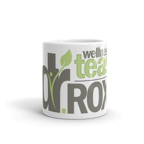 Official Dr. Rox Wellness Tea Mug