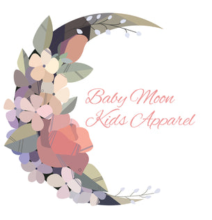 Baby Moon Kids Apparel
